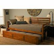 Copper Grove Kutaisi Daybed/trundle Bed With Mattresses Antique White Twin