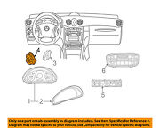 Mercedes Oem 06-10 G55 Amg-ignition Switch 2095453408