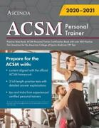 Acsm Personal Trainer Practice Tests Book Acsm Personal Trainer Certificatio...