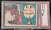 1960 Topps 316 Willie Mccovey Psa 3 Vg All Star Rookie San Francisco Giants