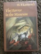 H.p. Lovecraft, The Horror In The Museum And Other Revisions Library Edition
