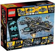 Lego Marvel 76042 The Shield Helicarrier - Factory Sealedwith Power Functions