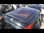 Trunk/hatch/tailgate Coupe With Spoiler Excluding Nismo Fits 04-07 350z 17499708