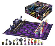The Noble Collection Joker Vs Batman Collectors Edition Chess Set Brand New