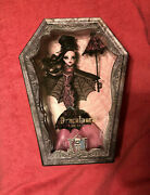 Limited Edition Monster High Draculaura Doll Adult Collector Original Packagingandnbsp