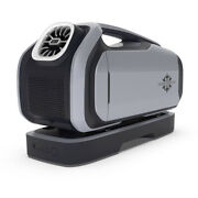 Zero Breeze Portable Outdoor Air Conditioner With Smart Battery Lighting Fan