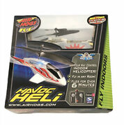 Air Hogs R/c Havoc Heli Easy To Fly Spin Master 4-way Control Helicopter Indoor