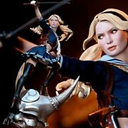 Sideshow Cirker Punch Baby Doll Premium Format Statue