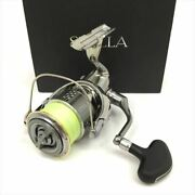Secondhand For For For Shimano Spinning Reel 18 Stella 4000xg 03809 With Handle