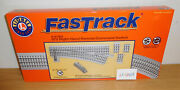 Lionel Fastrack 6-81952 Remote O72 Right Hand Command Switch Track O Gauge Tmcc