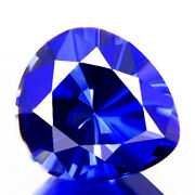 1.10ct Flawless Unheated Natural Best Ceylon Royal Blue Sapphire Real Gemstone