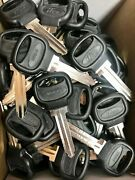 Qty117 Key Blanks,h59-px202ford Probe 1988-1992,selling As A Lot,.50 Cent Ea