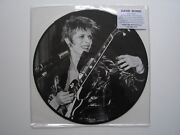 David Bowie - Ziggy Mega Rare Test Press 10 Picture Disc - Only One Copy Made