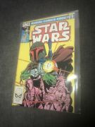 Star Wars 68 Boba Fett Cover 1983 Marvel Comics Rare Collectible Hard To Find