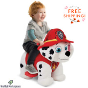 Toddler Riding Plush Battery Operated Toy Nick Jr. Paw Patrol Marshall Skye New