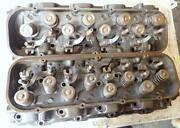 Big Block Chevy Large Oval Port Heads 3909802 67 396 325hp 350hp 427 390hp 400hp