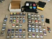 Magic The Gathering Assorted Collection. Includes 1866 Cards In Total