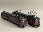 Lionel 6-18306 Pennsylvania Multiple-unit Commuter Cars - Brand New - Old Stock