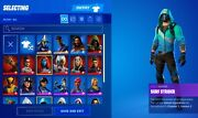 Fn Account 23 Skins | Surf Strider | Marvel Pack | Eternal Knight | Fade Xbox Pc