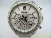 Seiko Automatic Winding 8r48-00a0 Secondhand