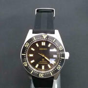 Seiko Waterproof Diver Watch For Air Diving 6r35-00p0 032209 Secondhand