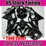Fairing Injection Plastic Body Kit +tank Cover Fit For Yamaha Yzf-r6 2008-2016