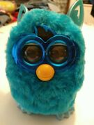 2012 Furby Boom Edition Teal Blue Tested