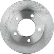 Disc Brake Rotor For 1976-1986 Jeep Cj7 Front Left Or Right Solid 1 Pc