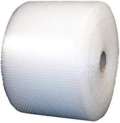Uspackshop Up-12-175-15 175' 3/16 Small Bubble Cushioning Wrap Perforated Every