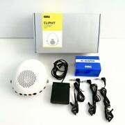 Korg Electronic Drum Clip Hit Cliphit Ch-1 Genuine Ac Adapter Ka-350 Set