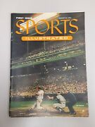 Vintage Sports Illustrated No.1 Issue 1954
