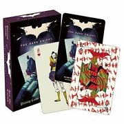 Aquarius Officially Licensed The Dark Knight Joker Designed Playing Cards