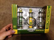 Gearbox Collectible John Deere 1920and039s Wayne Gas Pumps 1/25 Scale 07265
