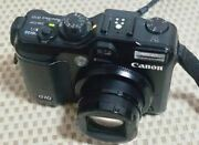 Canon Powershot G10 14.7mp black From Japan