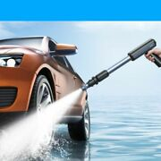 Electric Car Washer Gun High Pressure Cleaner Foam Nozzle For Auto Care Cordless