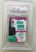 1963 Leaf Son Of Spook Theatre - Spook Stories Series 2 -unopened Psa 7 Wax Pack