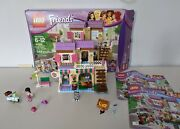 Lego Friends Heartlake Food Market 41108.missing Mia And The Cat.