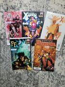 Wolverine Through The Ages 120 Variants Uncanny, New Avengers, Ff, Savage, Etc