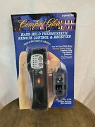 Comfort Glow Hand Held Thermostat Remote Control Receiver For Any Gas Hearth