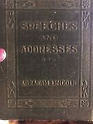 Little Leather Library 10 Books In Very Good Condition From The 1920s