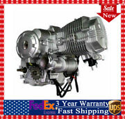 4-stroke Vertical Engine Motor With Manual Transmission Fits Atv 200cc 250cc
