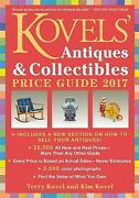 Kovelsand039 Antiques And Collectibles Price Guide 2017 Kovel Terry Kovel Kim Ne