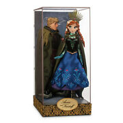 Limit Fairy Tail Limited Doll Anna Snow Announcer Christophe