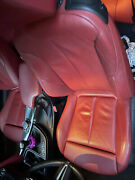 Bmw F32 Coral Red Leather Interior