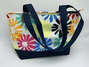 Thirty One Demi Day Bag Bloominand039 Bouquet Purse Tote