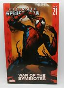 Ultimate Spider-man Volume 21 War Of The Symbiotes Tpb Graphic Novel Pb