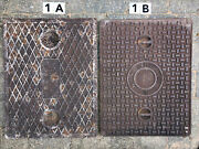 Manhole Cover Cast Iron Manhole Covers Drain Covers Inspection Covers