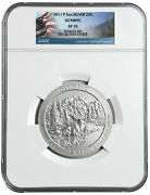 2011 P Olympic Ngc Sp70 America The Beautiful Atb 5 Oz Silver Coin Sp 70