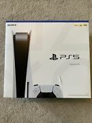 Sony Ps5 Playstation 5 Blu-ray Disc Game Console New Fast Shipping Same Day✅