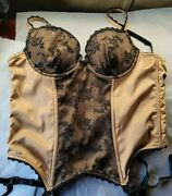 Sexy And Classy Vs Babydoll 36b With Garters